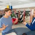 Venemaa ainsa sõltumatu telejaama Dožd TV üks juhtidest Natalja Sindejeva