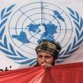 В ООН призвали ослабить санкции против пострадавших от коронавируса стран