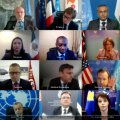 Заседание Совета безопасности ООН 14.04.2021