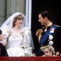 FOTO | Kõrgeim pakkuja saab endale tükikese printsess Diana 40 aasta vanusest pulmatordist