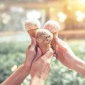 Toitumisnõustaja selgitab: mitu jäätist võib kuumade ilmadega päeva jooksul süüa, ilma et see kehakaalule mõju avaldama hakkaks?