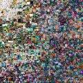 """TASUS VAEVA NÄHA: Kunstnik Beeble´i digikunstiteos """"Everydays: The First 5,000 Days"""" müüdi tänavu 11. märtsil oksjonil 69,3 miljoni dollari eest."""