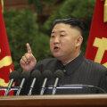 Kim Jong-un noomis kõrgeid ametnikke koroonaviiruse asjus suure kriisi põhjustamise eest