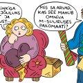 Tahaks kinkida omastele jõuluks soojust ja armastust...