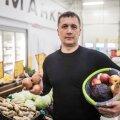 TAHAB EESTISSE SÄÄSTUKETTI: Järgmise sammuna tahab Visnapuu koos kompanjonidega üles ehitada tervet Eestit katva discounter-toidupoeketi.
