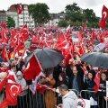 Türgi salateenistus spioneerib sadade Saksamaal elavate türklaste järel