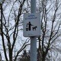 ФОТО   В Кристийне установили таблички с благодарностью прилежным собаководам