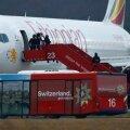 Teine piloot kaaperdas Etioopia reisilennuki ja maandus sellega Genfis, kus ta vahistati