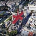 GRAAFIK | Pariisi Jumalaema kiriku põlengus hävis 1000 ruutmeetrit katusepinda