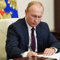 Putin andis käsu maksta preemiat Teise maailmasõja järel Balti metsavendade likvideerimises osalenutele