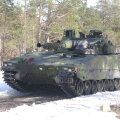 Rootsi jalaväe lahingumasin Strf 90.