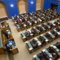 Kesk-Aafrika missioonil osalemise eelnõu läbis riigikogus esimese lugemise