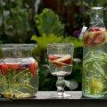Vee maitsestamine on levinud praktika mitmetes toidukohtades ja baarides, mis on tore, kui joote lihtsalt vett. Juhul kui olete nautimas mõnda peent jooki või delikaatset rooga, siis hakkab maitsestamisel kasutatud tooraine tugevalt mõjutama ka söögi ning joogi maitseid, millel võib olla soovimatu kõrvalmõju kogu elamusele.