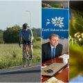 Jalgratturid, Eesti Vabaerakond, kevad
