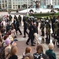 Valgevene võimud pidasid Lukašenka-vastasel protestiüritusel kinni üle 200 inimese