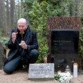 Henrik Visnapuu 130 sünniaastapäeva tähistamine Metsakalmistul, Jürgen Rooste