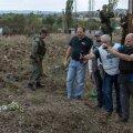 """OSCE avastas Mariupoli lähedal üle 20 """"separatistide"""" tanki"""