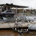 FOTOD ja VIDEO | Orkaan Maria jättis Puerto Rico täielikult elektrita