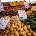 Saaduste hinnad turul
