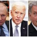 Biden ja Putin vestlesid, USA riigipea tegi ettepaneku silmast-silma kohtumiseks