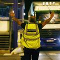 Prantsusmaal Calais's leiti külmutusveokist kaheksa inimest