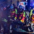 Liiklusõnnetus Pirital