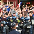 FOTOD ja VIDEO: Lille'is vahistati rahutuste tõttu 36 jalgpallifänni
