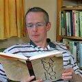 EESTI KIRJANDUSELE ELATUD ELU: Cornelius Hassleblatt on uurinud, tõlkinud ja käsitlenud eesti kirjandust poole oma elust – 23 aastat. ERAKOGU