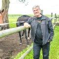 """""""Meil on päris palju särasilmseid ja hakkajaid põllumehi,"""" ütleb mullune aasta põllumees Lembit Paal."""
