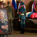 Kalašnikov maeti uuele Venemaa rahvuskangelaste kalmistule