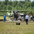 FOTOD ja VIDEO | Moskva lähedal kukkus esinemise ajal alla lennuk, kaks pilooti said surma
