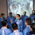 Hiinas kasvas koroonaviiruse ohvrite arv üle saja