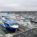 Жесткие ограничения в Финляндии сократили число пассажиров судов почти наполовину