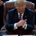 Arstides õudust tekitanud Trump: desovahendite süstimise idee oli sarkasm