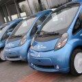 Elektriautod Kuressaares