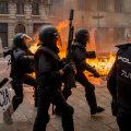 В ходе акций протеста в Каталонии пострадали порядка 90 человек