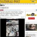 Kanada ajaleht: Toronto kiriku vitraaž jutustab varasemast põgenikelainest Eestist
