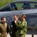 Aftonbladet: ka Eestis toimuva Rootsi õhuväeõppuse vastu on suur huvi tundmatute droonide poolt