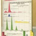 Veel erinevaid nakkushaiguseid 1925.aasta statistilisest albumist