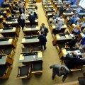 Riigikogu otsustas: Eesti toetab Kreeka kolmandat abipaketti