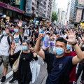 """Hiina ähvardas Suurbritanniat põgenevatele hongkonglastele elukoha pakkumise eest """"kõigi tagajärgedega"""""""