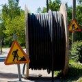 В Кохтла-Ярве злоумышленники повредили кабель Elion