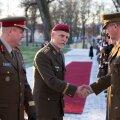 Nato sõjalise komitee esimees Petr Pavel külastas Eestit