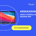 Võita UUS MacBook AIR!