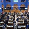 Riigikogu liikmed lasid esimesel poolaastal hüvitada 507 086,82 euro ulatuses tööga seotud kulutusi