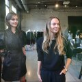 """ВИДЕО   Дизайнер Iris Janvier: """"Без зрителей, конечно, немного грустно"""". RusDelfi побывал на съемках онлайн-показов Таллиннской недели моды"""