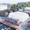 ФОТО | В столичном районе Ноблесснер к концу 2022 года появятся пять новых квартирных домов