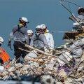 Florida kortermaja varingu järel tuvastatud hukkunute arv tõusis 22-ni