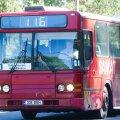 116. liini bussidest on juhid maha tõstnud vähemalt kolm last.