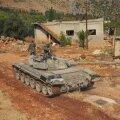 Süüria valitsusväed laiendavad suurt pealetungi alade tagasivõtmiseks läänes